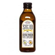 Solio Family Extra Virgin Olive Sunflower Oil Blend (6x16.9 OZ)