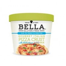 Bella Gourmet Italian Pizza Crust Mix (6x6.6 OZ)
