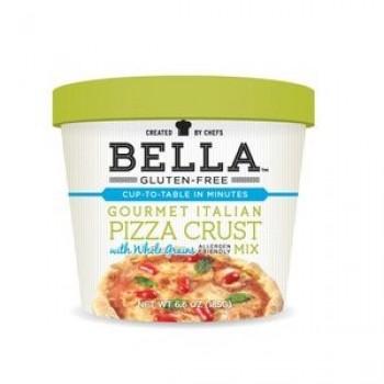 Bella Gourmet Italian Pizza Crust Mix (6x6.6 OZ)