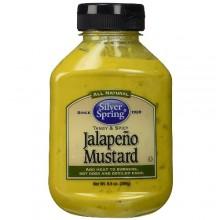 Silver Spring Jalapeno Mustard (9X9.5 OZ)