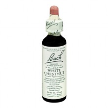 Bach Flower Remedies Essence White Chestnut - 0.7 fl oz