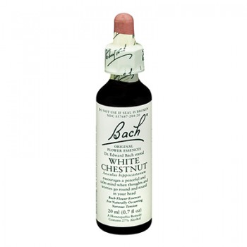 Buy Bach Flower Remedies Essence White Chestnut Online Nvo