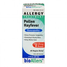 Bio-Allers Allergy Treatment Pollen Hayfever - 1 fl oz