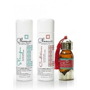 Chaacoca Argan Oil Hair Care Trio Set 4