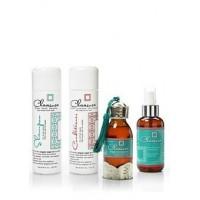 Chaacoca Argan Oil Mini Deluxe Hair Treatment Set