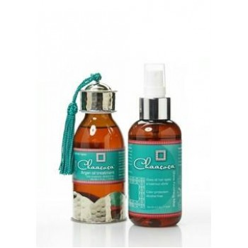 Chaacoca Argan Oil Shine Hair Treatment Set