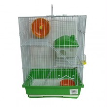 Iconic Pet Mouse Cage - Small - Green