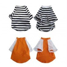 2 Pack Pretty Pet Apparel with Sleeves - XX-Small