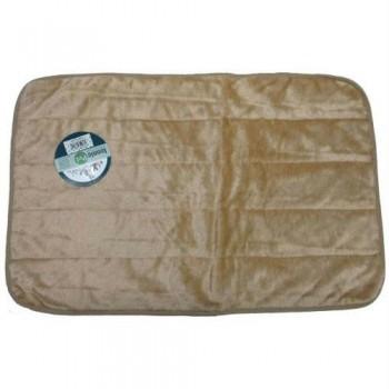 Iconic Pet Premium Long Plush Crate Mat - Xsmall