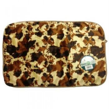 Iconic Pet - Premium Short Plush Crate Mat - Large