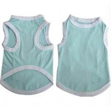 Iconic Pet - Pretty Pet Blue Tank Top - Small
