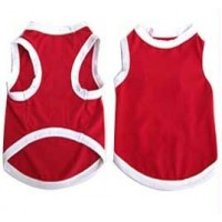 Iconic Pet - Pretty Pet Red Tank Top - Small