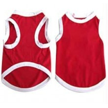 Iconic Pet - Pretty Pet Red Tank Top - Medium