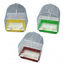 Iconic Pet Dome Top Bird Cage (Set of 6) - Small