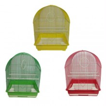 Iconic Pet Dome Top Bird Cage (Set of 6) - Medium