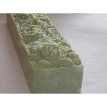Handmade 4 lb Soap Loaf Balsam Fir