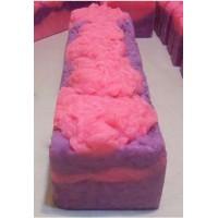 Handmade 4 lb Soap Loaf Black Cherry Bomb