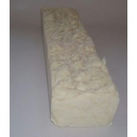 Handmade Clean Cotton 4lb Soap Loaf