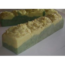 Handmade Green Apple Explosion 4lb Soap Loaf