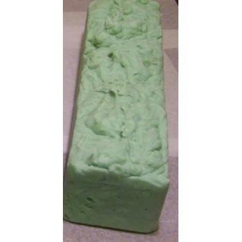 Handmade 4 lb Soap Loaf Neroli