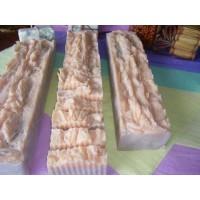 Handmade Warm Vanilla Sugar 4lb Soap Loaf