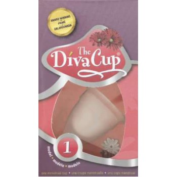 Diva Cup Model 1 Pre-Childbirth - 1 Cup