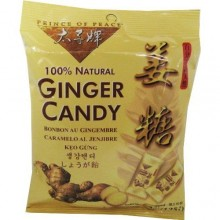 Ginger Candy Chews 4.4 oz