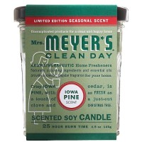 Mrs. Meyer'S Soy Candle - Iowa Pine - 4.9 oz