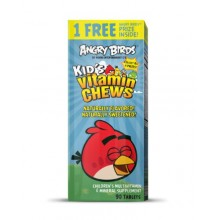 Natrol Vitamin Chews - Kids Angry Birds - 90 tablets