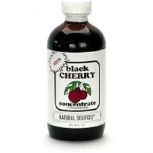 Natural Sources 100% Black Cherry Concentrate Unsweetened - 8 oz