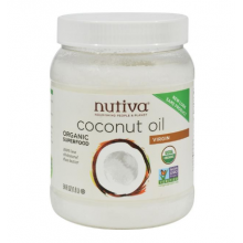 Nutiva Extra Virgin Coconut Oil Organic - 54 fl oz