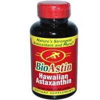 Nutrex Hawaii Bioastin Natural Astaxanthin - 120 Gelatin Capsules