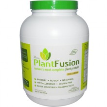 Plantfusion Natures Most Complete Plant Protein - Vanilla Bean - 2 lbs