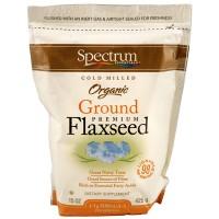 Spectrum Organic Ground Flaxseed - 14 oz