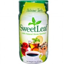 Wisdom Natural Sweetleaf Stevia Sweetener - 4 oz