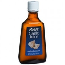 Reese Garlic Juice (12x2Oz)