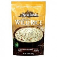 Shore Lunch Mix Soup Creamy Wild Rice (6x10.8Oz)