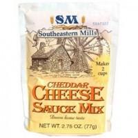 Southeastern Mills Cheddar Cheese Sauce Mix (24x2.75Oz)