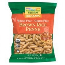 Field Day Pasta Organic Fusilli Brown Rice (12x12Oz)