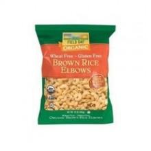 Field Day Organic Brown Rice Pasta Penne Gluten Free (12x12Oz)