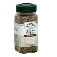 Spice Hunter Pepper, Lemon Blend  (6x1.8Oz)