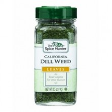 Spice Hunter Dill Weed California (6x0.5Oz)
