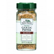 Spice Hunter Pepper, Garlic Blend (6x2.4Oz)