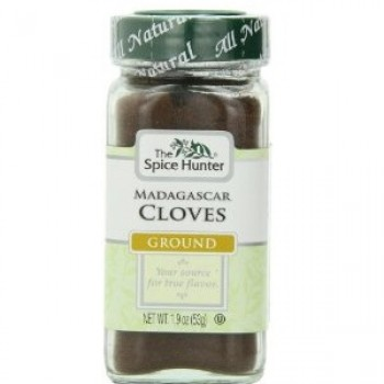 Spice Hunter Cloves, Madagascar, Ground (6x1.9Oz)