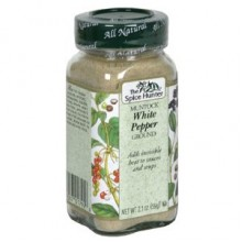 Spice Hunter Ground White Pepper (6x2.1Oz)