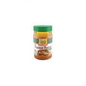 Field Day Organic Easy Spread Peanut Butter, Smooth, Salted (12x18Oz)