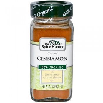 Spice Hunter Cinnamon, Ground, Organic (6x1.7Oz)