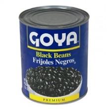 Goya Black Beans (12x29Oz)