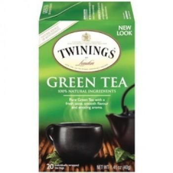 Twinings Green Tea (6x20 Bag )