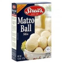 Streit's Matzo Ball Mix (12x12/4.5 Oz)